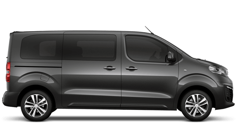 Nimbus Grey Peugeot e-Traveller