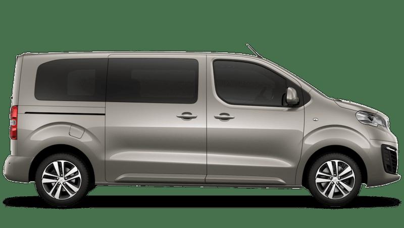 Pearl Sand Peugeot e-Traveller