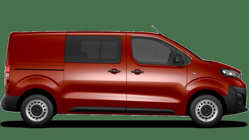 Peugeot Expert Crew Van Professional