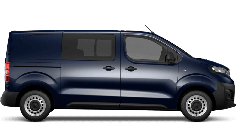 Dragoon Blue Peugeot Expert