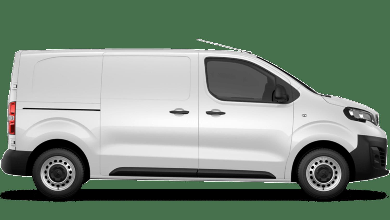 Bianca White Peugeot Expert