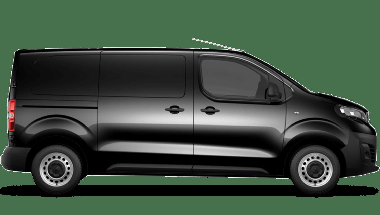 Black Peugeot Expert