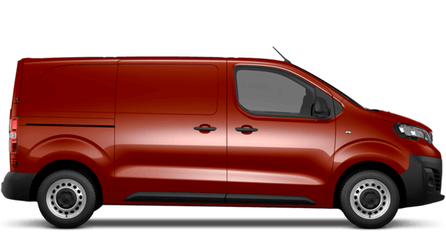 New Peugeot Expert Professional Offer