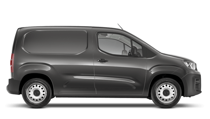 Nimbus Grey Peugeot Partner