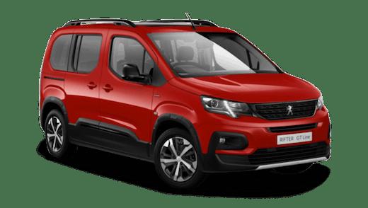Peugeot Rifter Brochure