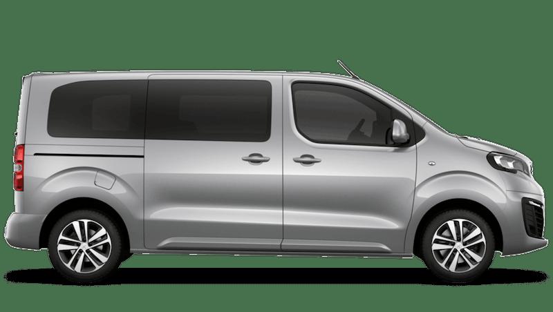 Cumulus Grey Peugeot Traveller