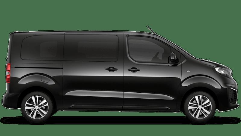 Nera Black Peugeot Traveller