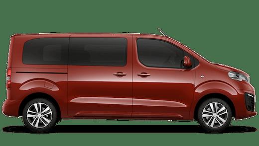 Peugeot Traveller Brochure