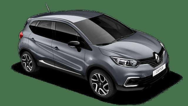 New Renault CAPTUR Tce Dynamique Nav Offer