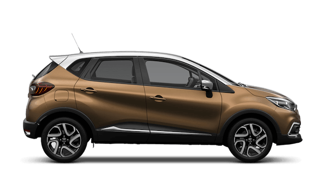 New Renault CAPTUR Tce Iconic Offer