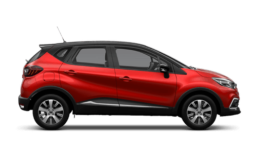 renault Captur Play Offer