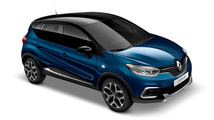 Renault Captur Signature X Nav