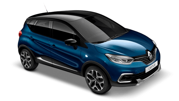 Captur Signature X Nav