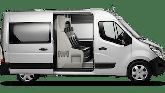Renault Master Crew Van