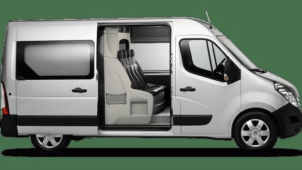Master Crew Van Business