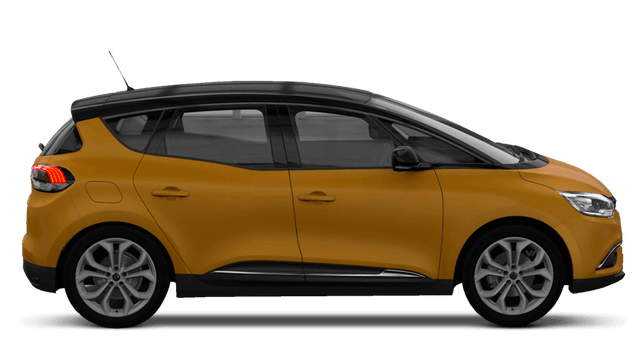 New Renault SCENIC Dynamique Nav Offer