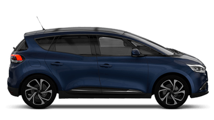 Renault Scenic Signature Nav