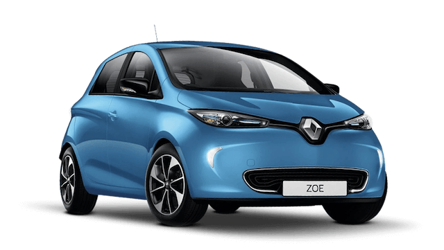 New Renault ZOE Dynamique Nav Auto Offer