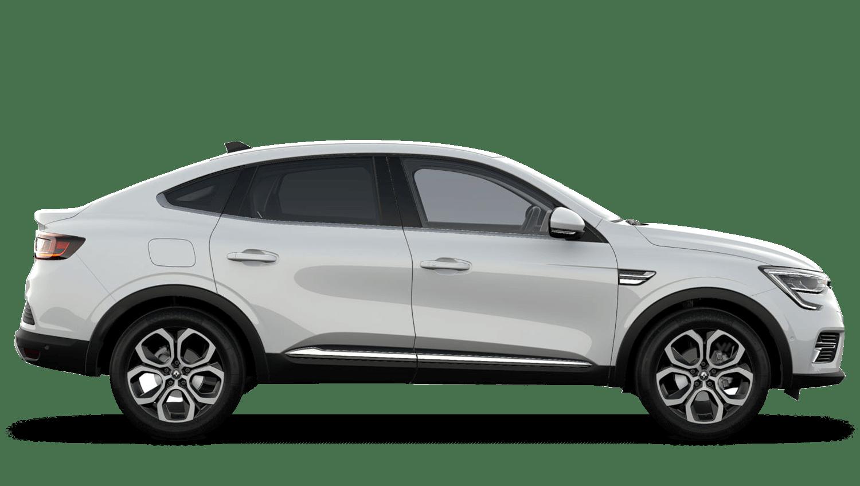 Glacier White All-New Renault Arkana