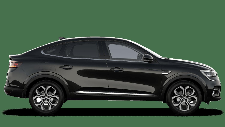 Metallic Black All-New Renault Arkana
