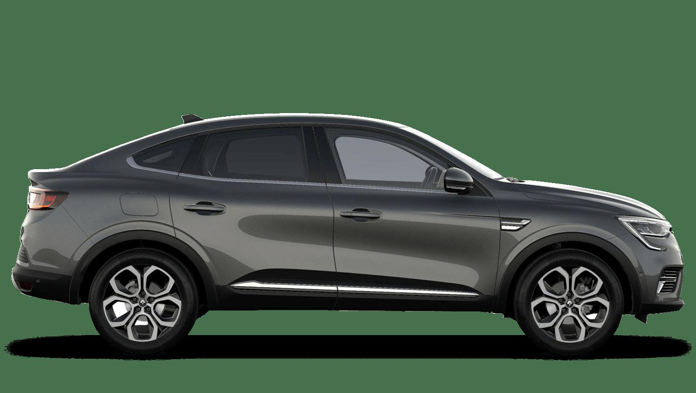 Metallic Grey All-New Renault Arkana
