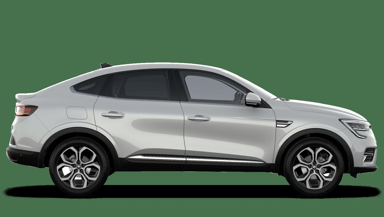 Pearl White All-New Renault Arkana