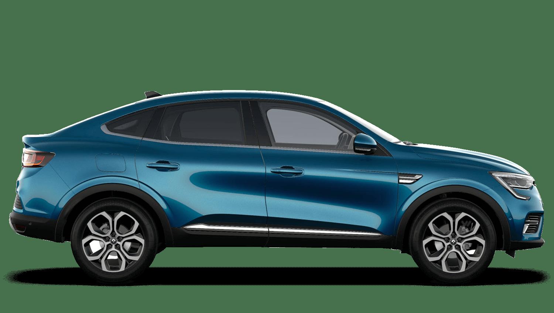 Zanzibar Blue All-New Renault Arkana