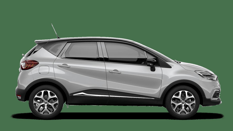 Mercury with Diamond Black roof Renault CAPTUR