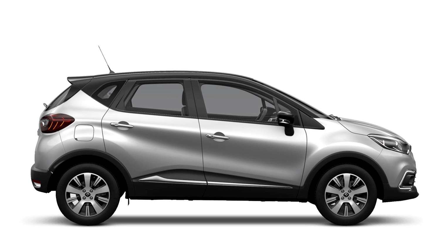 Mercury with Diamond Black roof Renault CAPTUR