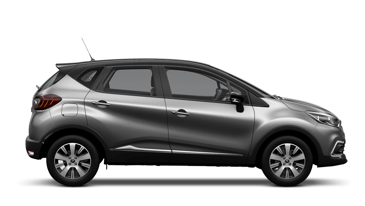 Oyster Grey with Diamond Black roof Renault CAPTUR