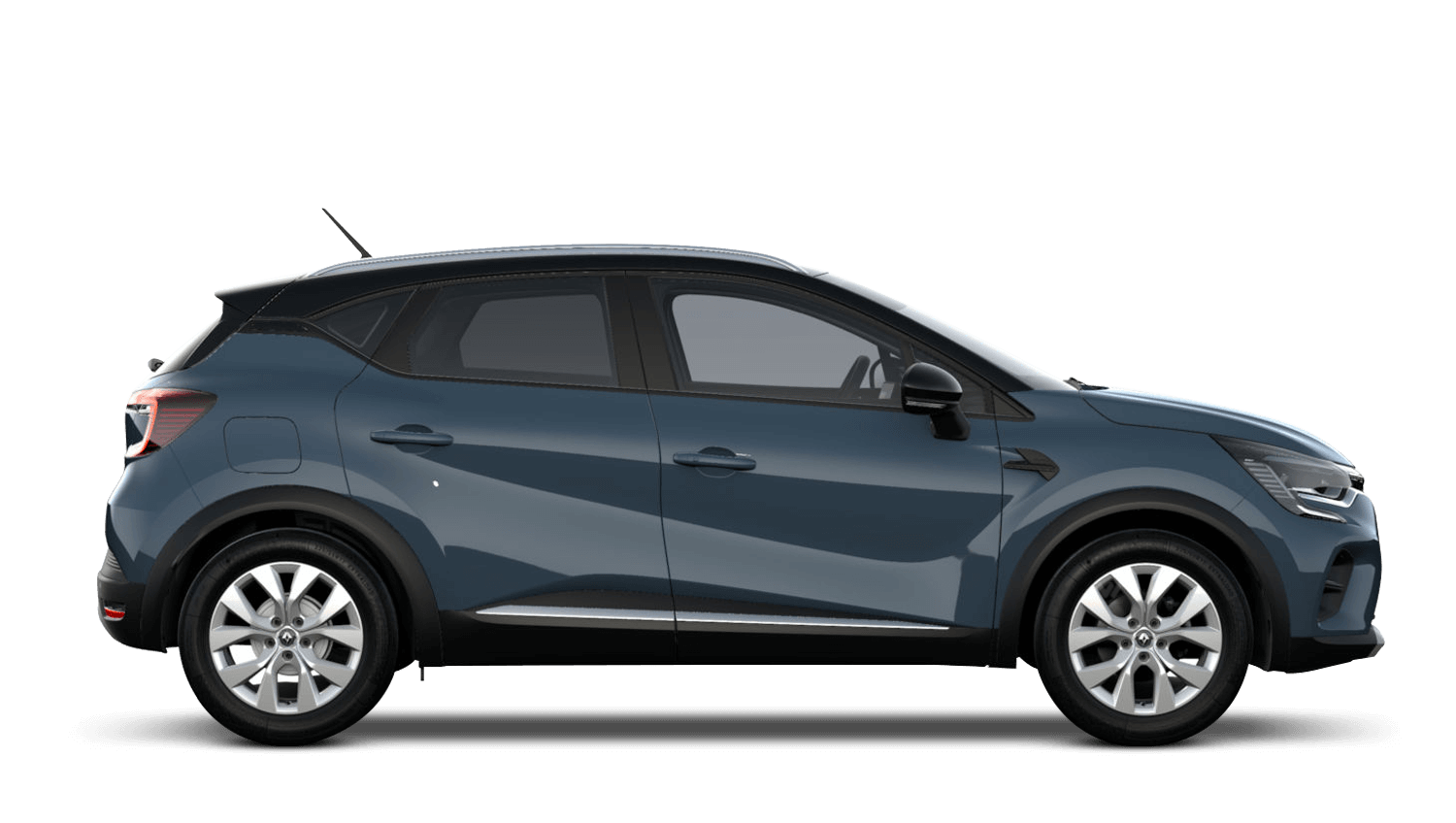 Boston Blue with Diamond Black Roof All-New Renault CAPTUR