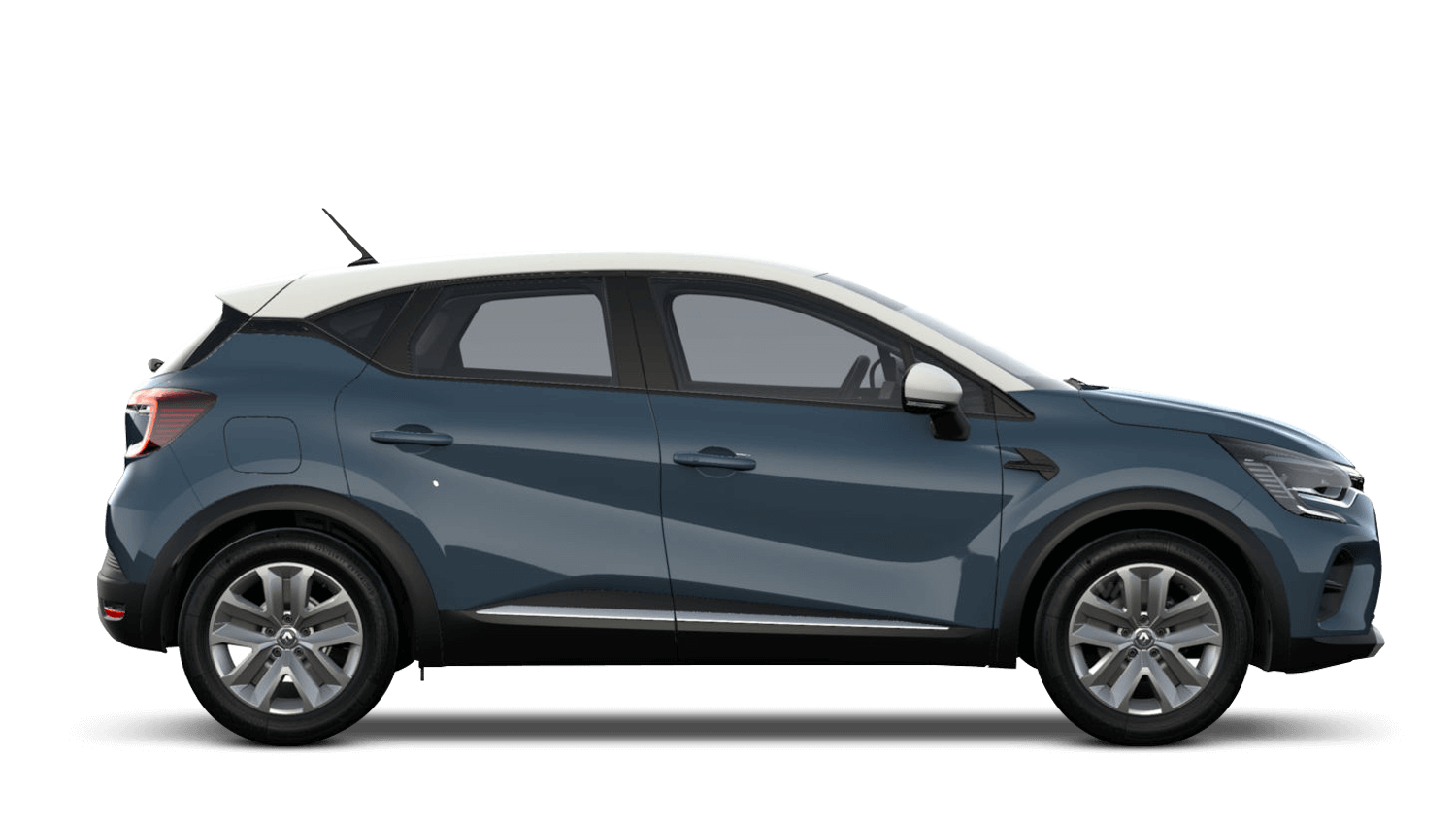 Boston Blue with Alabaster White Roof All-New Renault CAPTUR