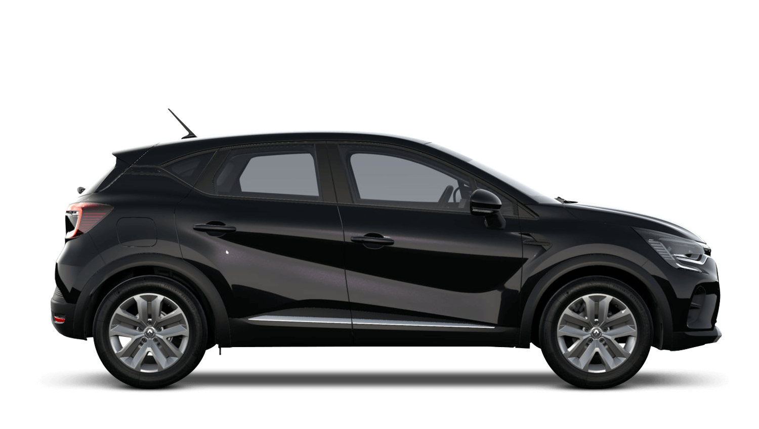 Diamond Black All-New Renault CAPTUR