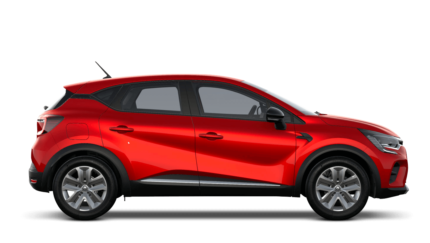 Flame Red All-New Renault CAPTUR