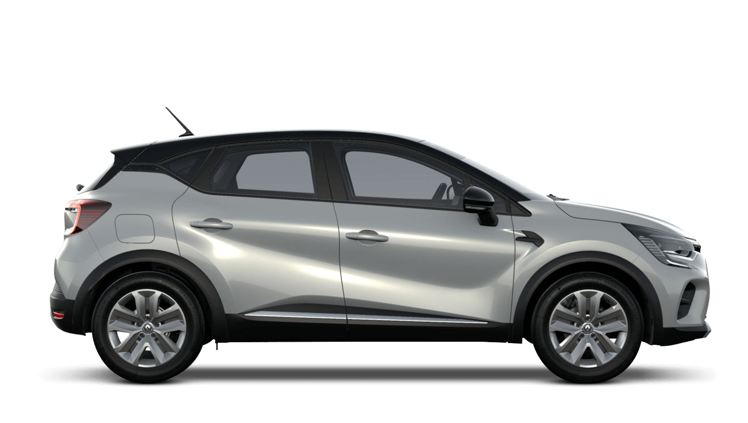 Highland Grey with Diamond Black Roof All-New Renault CAPTUR