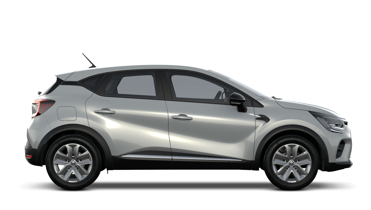 Highland Grey All-New Renault CAPTUR