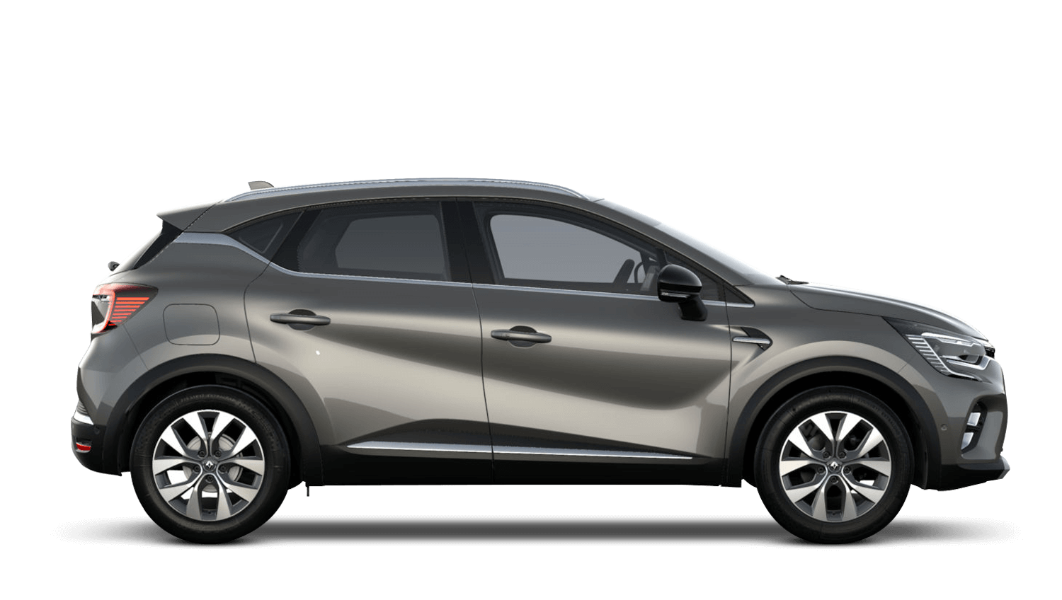 Oyster Grey All-New Renault CAPTUR