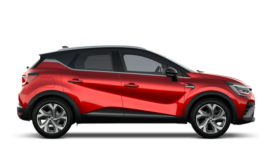 Captur New Motability Offers