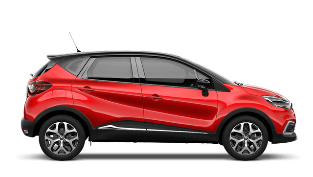 New Renault CAPTUR GT Line Offer