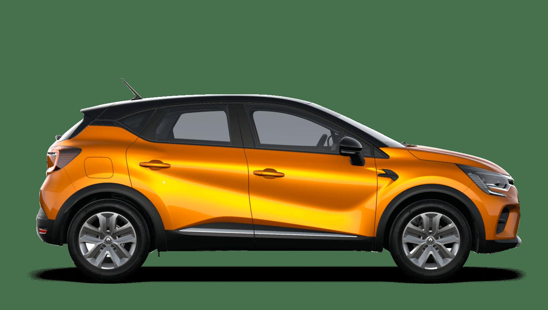Captur New Car Offers