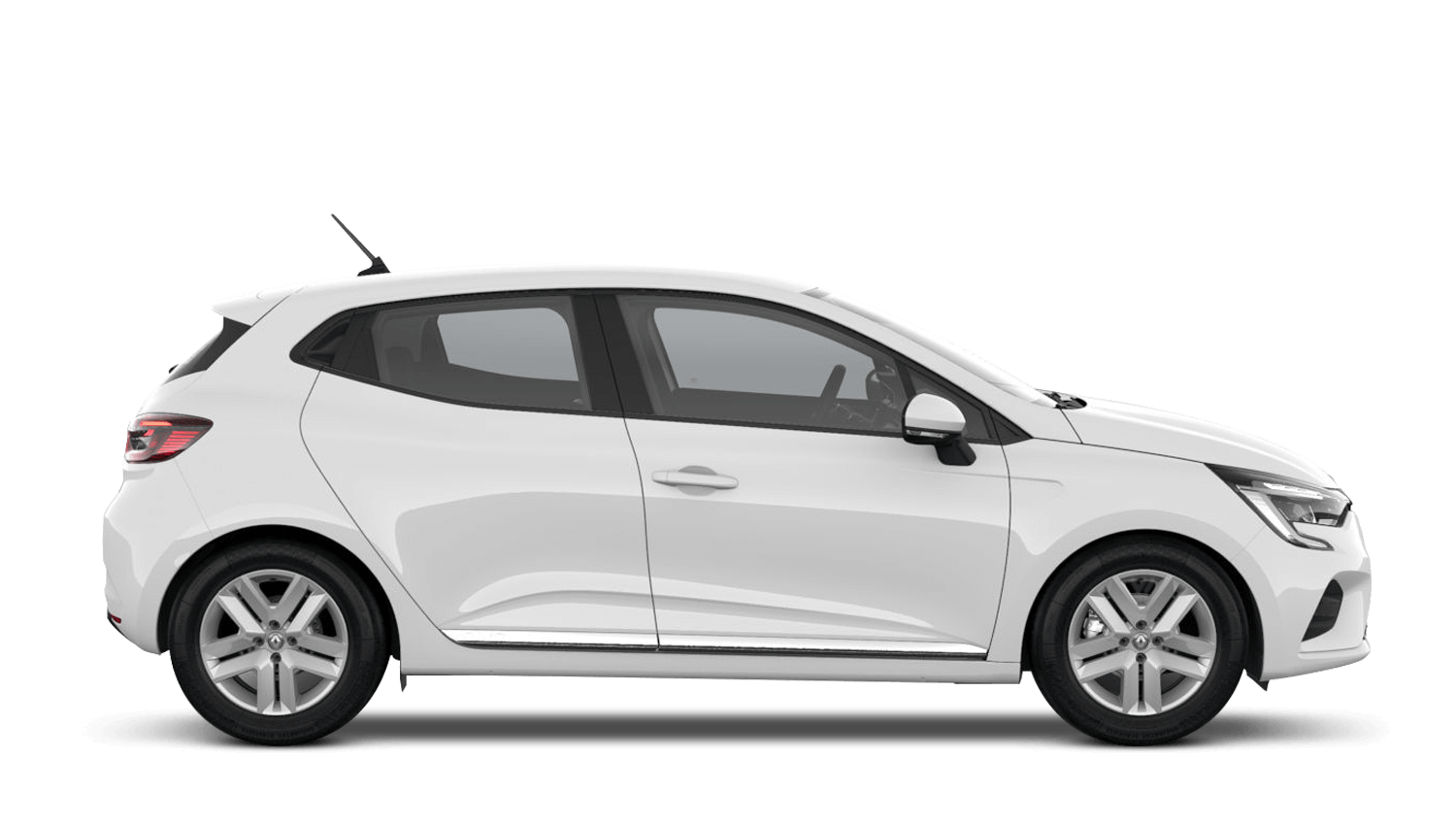 Glacier White All-New Renault CLIO