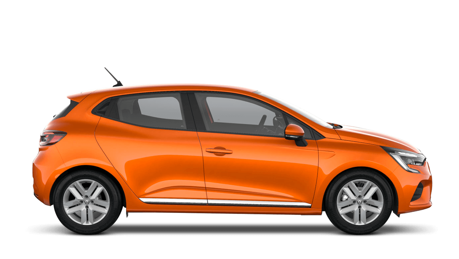 Valencia Orange Renault Clio