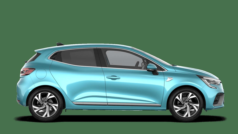Celadon Blue All-New Renault CLIO