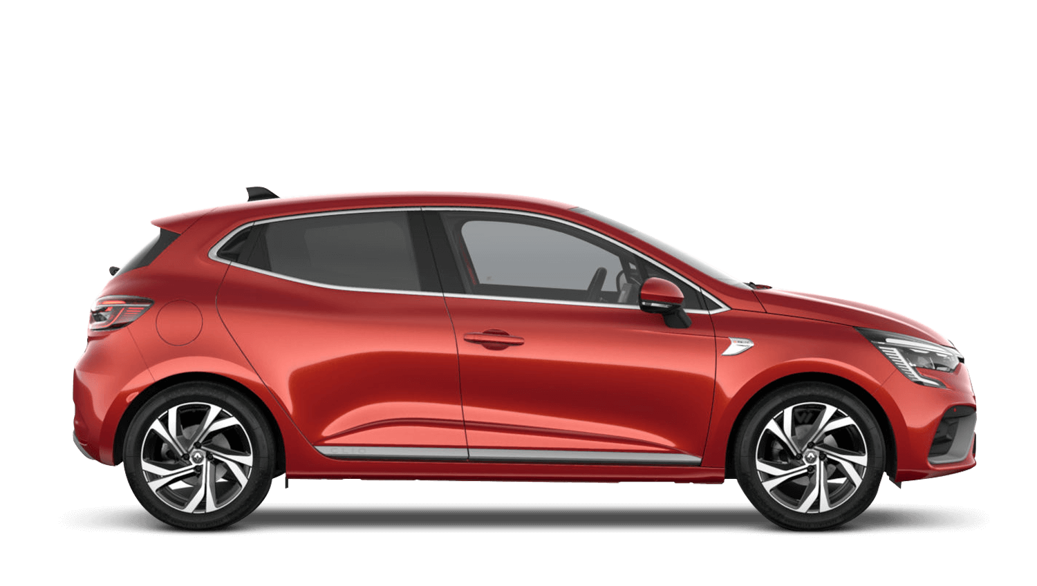 Flame Red All-New Renault CLIO