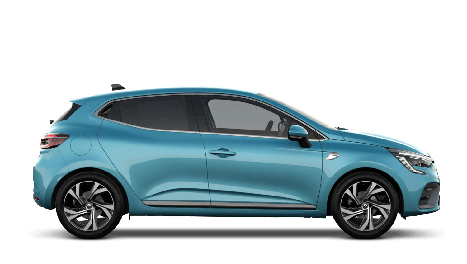 Celadon Blue All-New Renault CLIO