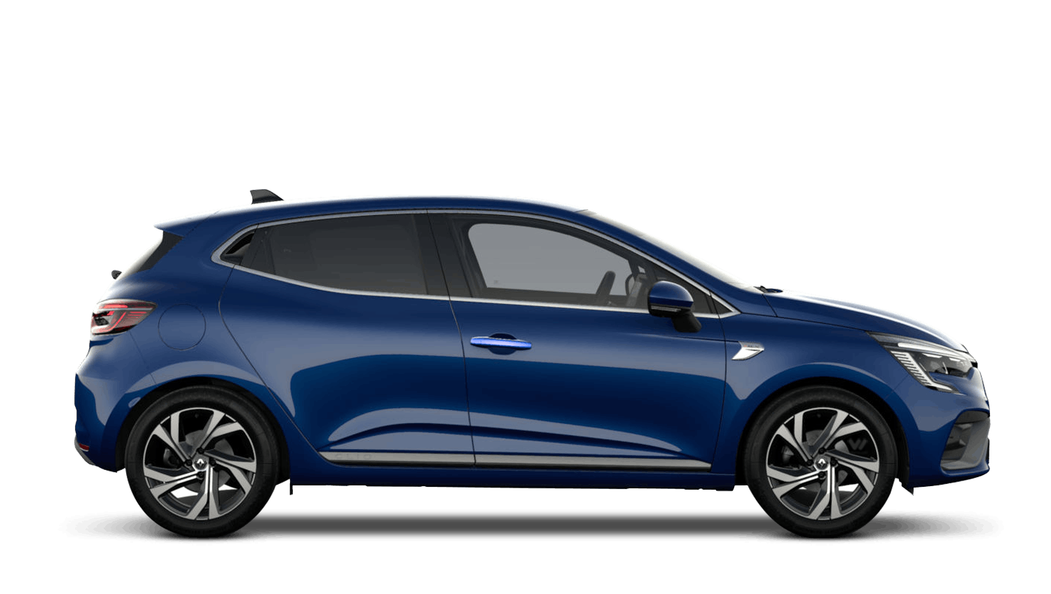 Iron Blue All-New Renault CLIO