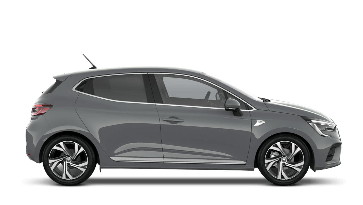 Urban Grey All-New Renault CLIO