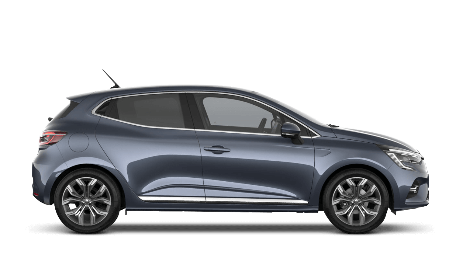Titanium Grey All-New Renault CLIO