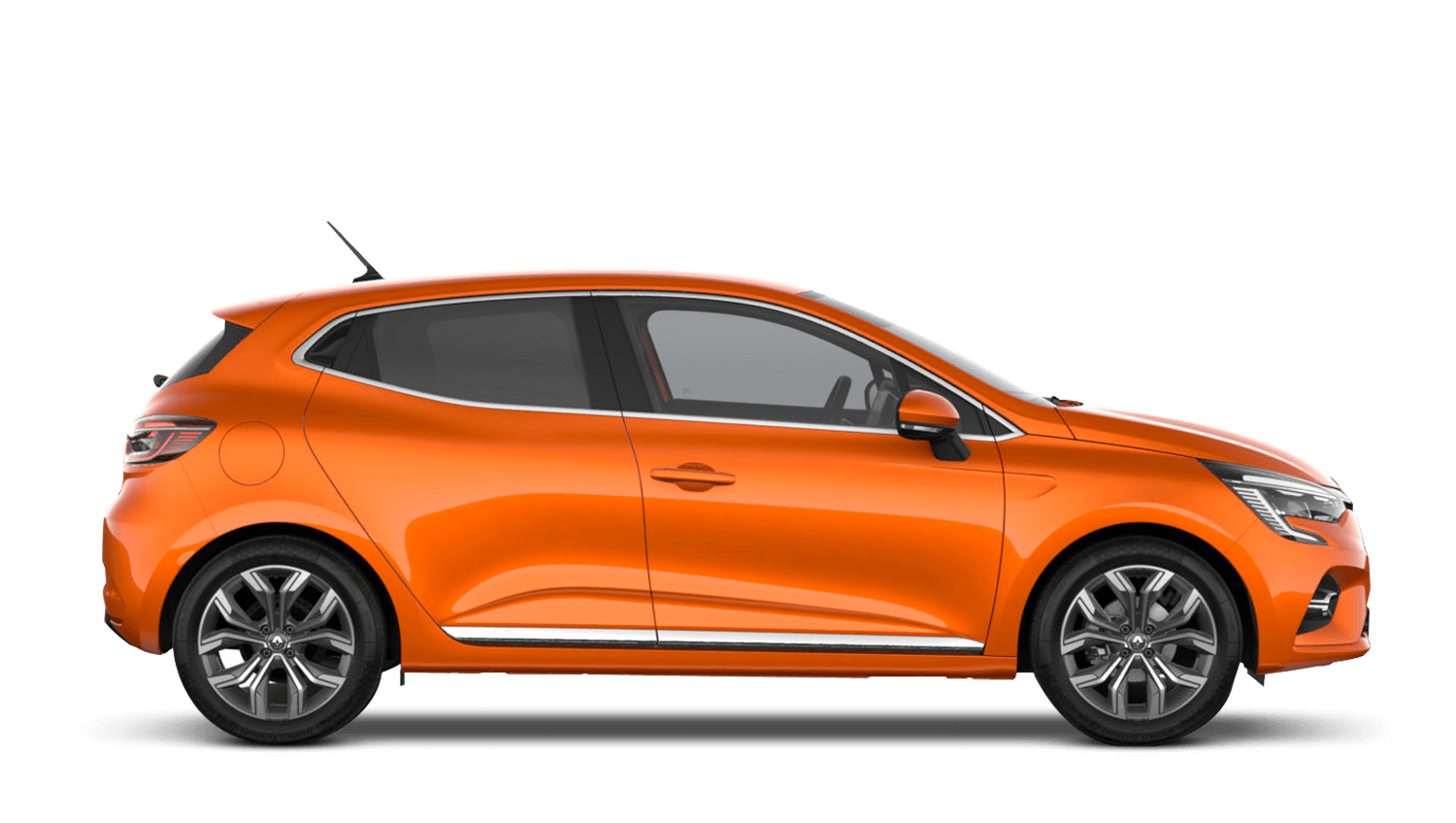 Valencia Orange All-New Renault CLIO