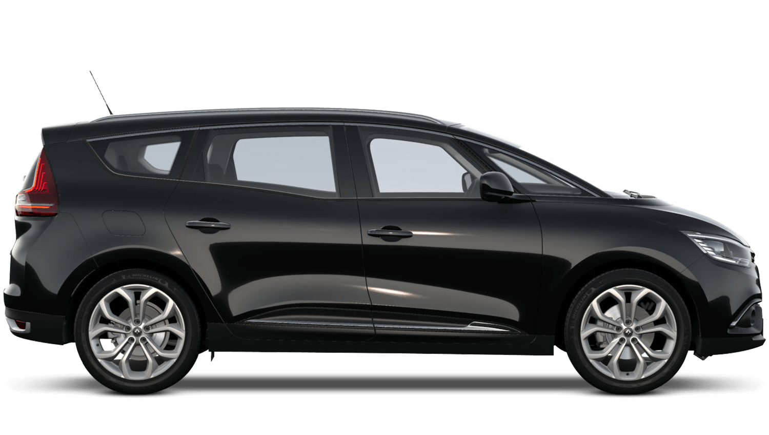 Diamond Black Renault Grand SCENIC